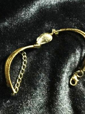 Bracelet pour Femme en Or Végétal